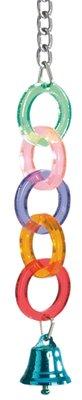 Acryl ringen met bel